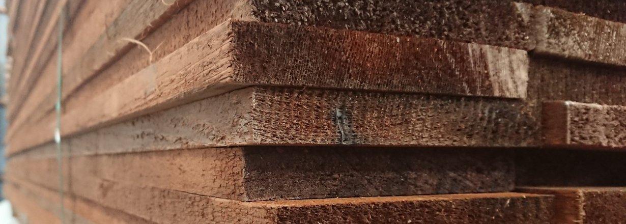 Voorraad Red Cedar